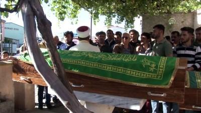 cenaze - Suriyeli ailenin evinde yangın: 2 ölü, 3 yaralı (2) - KOCAELİ
