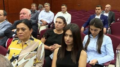TBMM Dışişleri Komisyonu heyeti Azerbaycan'da - BAKÜ