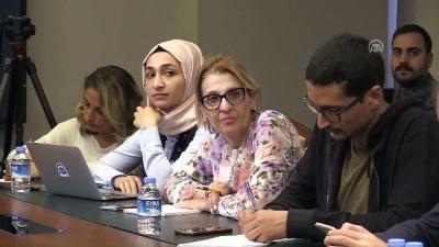 Tunus medya heyetinden AA'ya ziyaret - ANKARA