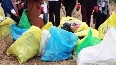 Türkiye'de 21 ilde, dünyada 150 ülkede eş zamanlı olarak çevre temizliği yapıldı
