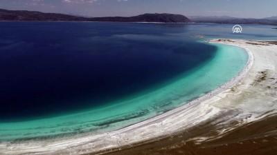 'Türkiye'nin Maldivleri' bu yaz binlerce ziyaretçiyi ağırladı (2) - BURDUR