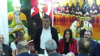 Türkmen Alevi Bektaşi Vakfı'ndan muharrem iftarı - ANKARA