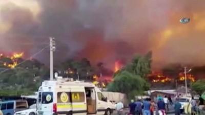 yangina mudahale -  Vali Karaloğlu: 'Orman yangınıyla ilgili her türlü soruşturma titizlikle yürütülüyor'