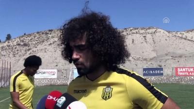 Yeni Malatyasporlu futbolcular, Çaykur Rizespor maçına odaklandı - MALATYA