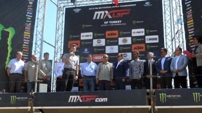Dünya Motokros Şampiyonası'nın startı verildi