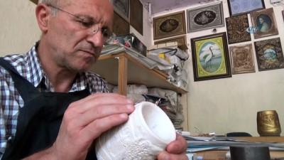Kahramanmaraş'ı yaptığı ürünlerle tanıtıyor