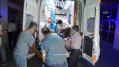 - Karaman'da parkta oturanlara ateş eden 2 kişi tutuklandı