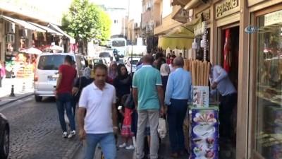Turistlerin Mardin'e ilgisi devam ediyor