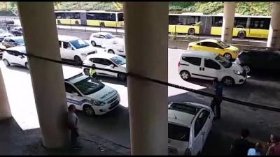 hastane - Acıbadem'de trafik kazası: 2 yaralı - İSTANBUL