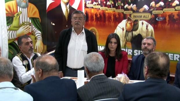 sehit -  AK Parti Genel Başkan Yardımcısı Sarıeroğlu, Muharrem İftarı'na katıldı