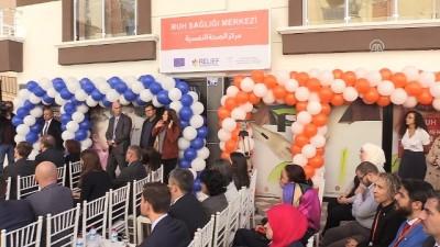 Ankara'da mültecilere ruh sağlığı merkezi açıldı