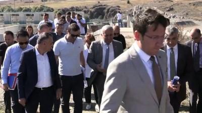 'Ankara'nın su kalitesi kaynak suyuna yakın olacak' - BOLU