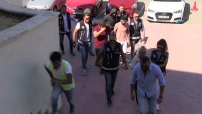 Bodrum'da göçmen kaçakçılarına operasyon