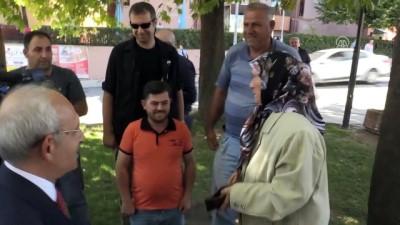 CHP Genel Başkanı Kılıçdaroğlu, Kırklareli'nde
