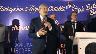 CHP Genel Başkanı Kılıçdaroğlu - KIRKLARELİ