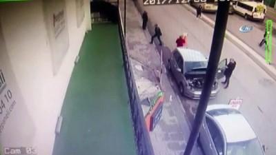 Cinayet gibi kaza kamerada...Ters yöne giren minibüsün çarptığı Beyza'nın hayatını kaybettiği kazanın görüntüleri ortaya çıktı İzle