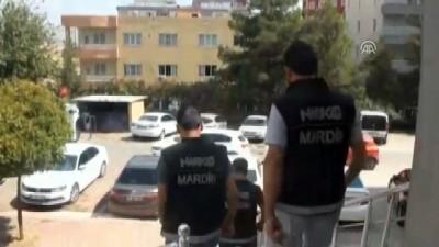 HDP'li ilçe başkanı uyuşturucu operasyonunda yakalandı (3) - MARDİN