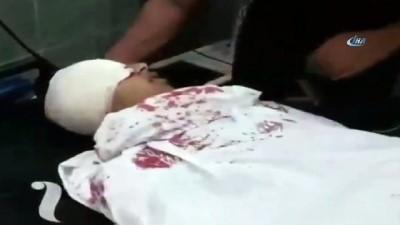 - İsrail Askerlerinin Öldürdüğü Filistinli Genç Son Yolculuğuna Uğurlandı