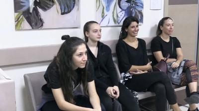 hastane - Kayseri Basketbol sporcuları sağlık kontrolünden geçti
