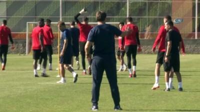 rektor - Kayserispor, Atiker Konyaspor maçı hazırlıklarını sürdürdü