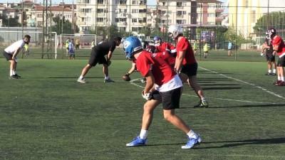 Korumalı Futbol Milli Takımı Yalova'da kamp yapıyor - YALOVA