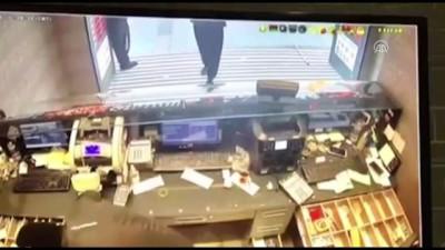 Şişli'deki döviz bürosu soygunu - İSTANBUL