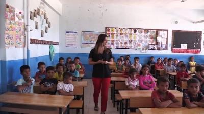 Urfa dağlarının 'Ceylan' öğretmeni - ŞANLIURFA