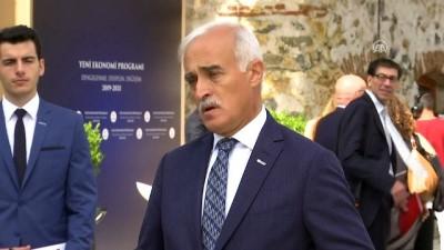 Yeni Ekonomi Programı - Nail Olpak - İSTANBUL