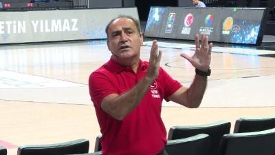 12. Uluslararası Basketbol Antrenör Semineri başladı - İSTANBUL