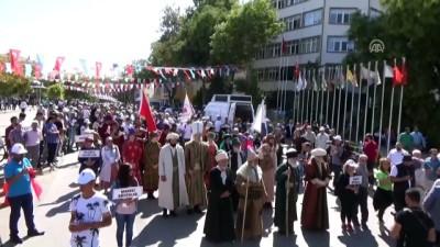 33. Aksaray Ihlara Kültür Sanat ve Spor Festivali başladı - AKSARAY