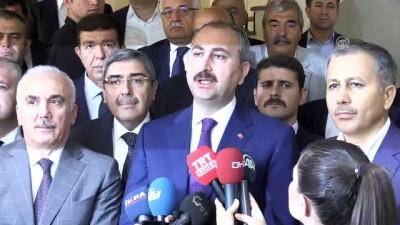 Adalet Bakanı Gül: '(Enis Berberoğlu'nun tahliye edilmesi) Karara saygı duymak gerekir' - GAZİANTEP