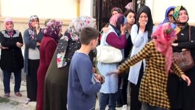 cenaze - Balıkesir'deki trafik kazası