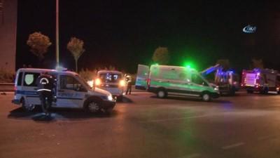 onarim calismasi -  Başkent'te katliam gibi kaza: 3 ölü