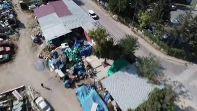 hurda arac -  Firari hükümlü film gibi operasyonla yakalandı