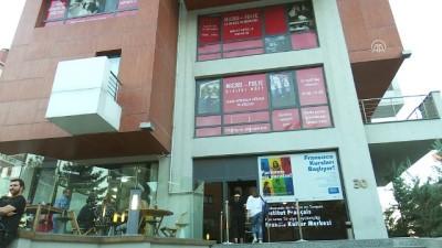 Fransız Kültür Merkezi'nde 'Küçük Çılgınlık' projesi tanıtıldı - ANKARA