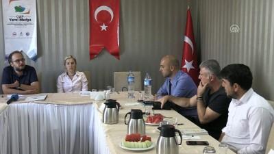 GAP İdaresinden 'Yerel Medya Projesi' - KİLİS