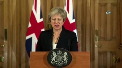 """- İngiltere Başbakanı May: """"AB, Brexit'e saygı göstermeli"""""""