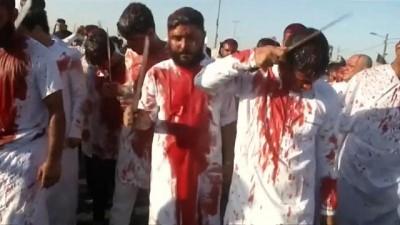 uttu - Iraklı Şiiler'in Aşure Günü matemi
