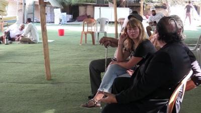 İsrail'in plastik mermileri Norveçli aktivisti yolundan döndüremedi - KUDÜS İzle
