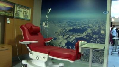 Kanser hastaları için 'Fotoğraflarla Sanal Gökyüzü'