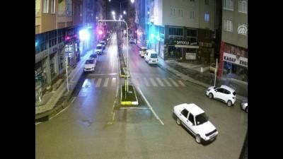 'Kiki challenge' yapan sürücüye ceza - ÇORUM