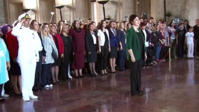 MHP'li kadınlar Başkent'te buluştu