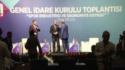 MÜSİAD 100. Genel İdare Kurulu Toplantısı - Gençlik ve Spor Bakanı Kasapoğlu - İZMİR