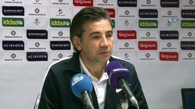 rektor - Osman Özköylü: 'Kazandığımız toplarda etkili pozisyonlar bulduk ve goller attık'