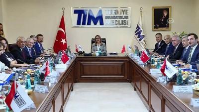 Ticaret Bakanlığı İstişare Kurulu toplandı - İSTANBUL