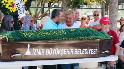cenaze - Usta oyuncu Oytun Şanal'ın cenazesi defnedildi - İZMİR