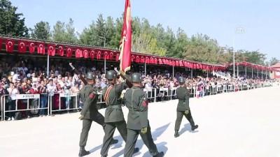 Uzman erbaşlar yemin etti - ISPARTA