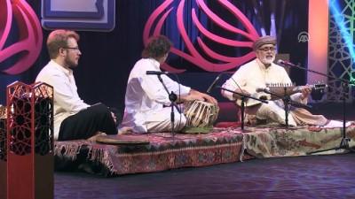 muhabir - Afgan müzisyen Konya'da sahne aldı