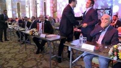 ATO Ekonomik İstişare Toplantısı - ATO Başkanı Gürsel Baran - BOLU