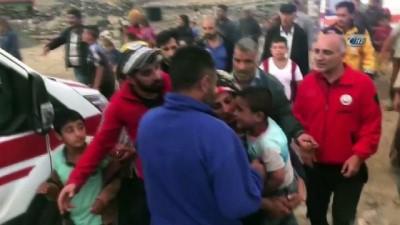 jandarma -  Digor'da kaybolan çocuk 4 saat sonra bulundu